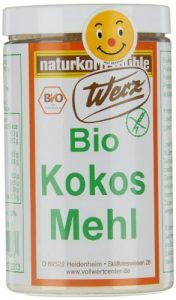 Werz-Kokosmehl-glutenfrei-1er-Pack-1-x-200-g-Dose-Bio-0